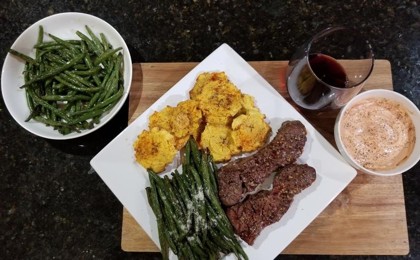 Air-Fried Plantains: An Alternative DinnerStarch