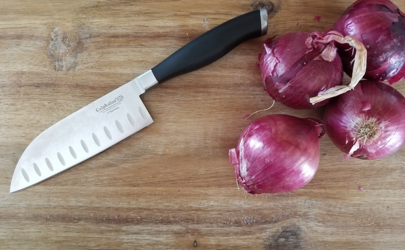 Sharpen Your Mind, Sharpen Your Knives – My Calphalon Set