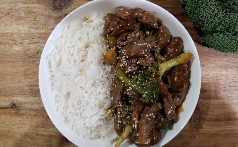Forget the Chinese Takeout – A Simple Beef and BroccoliDish